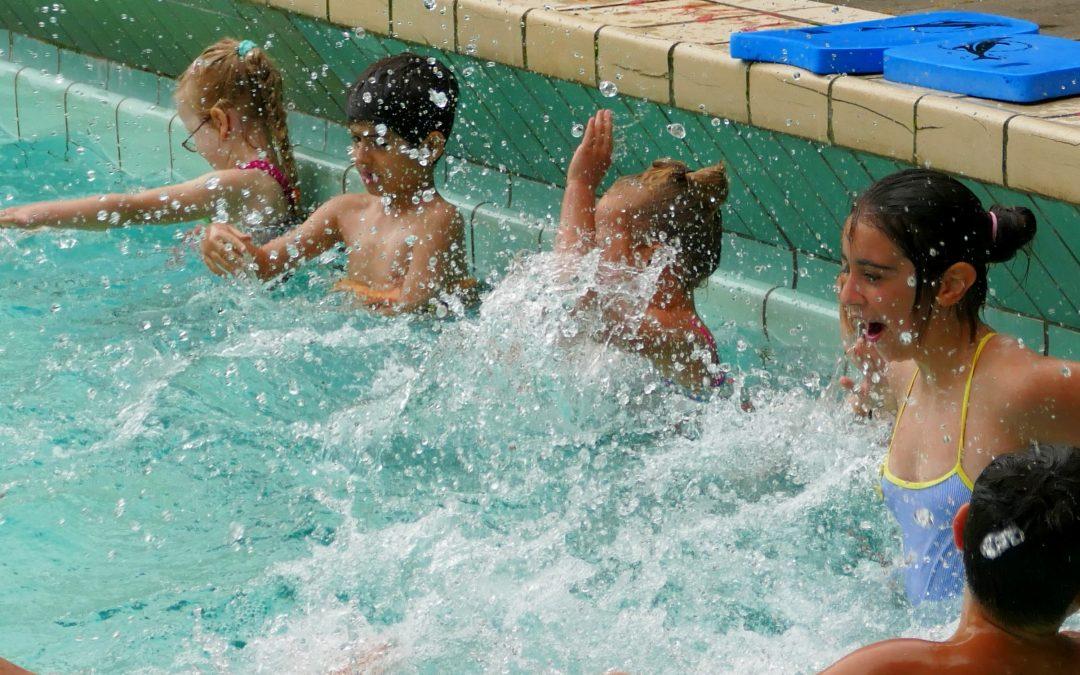 Schwimmkurs für Vorschulkinder